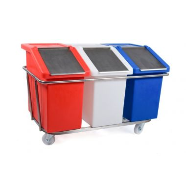 Food Ingredient Storage Trolley - RM15MTSS