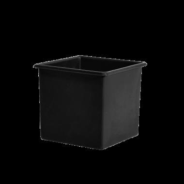 RM16TREC Black Recycled Plastic Tank