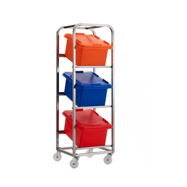 Food Ingredient Storage Trolley - RMFBMRSS