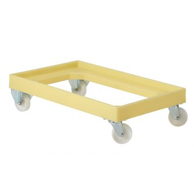 Plastic Dolly - RM35DY Confectionery Tray Dolly