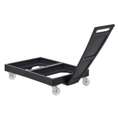 RM54DYREC Black Recycled Plastic Dolly