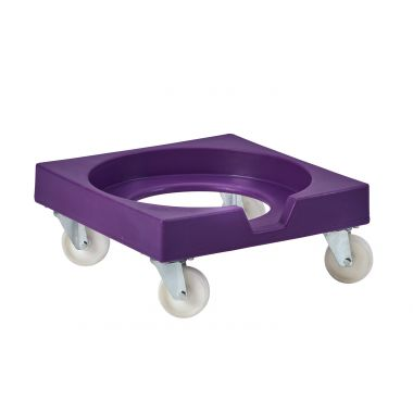 Plastic Dolly - RMTBD for Tapered Moulded Bins