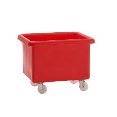 RM29TR Plastic Tapered Truck (Red)
