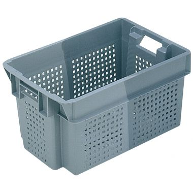Plastic Stack Nest Containers - 11052