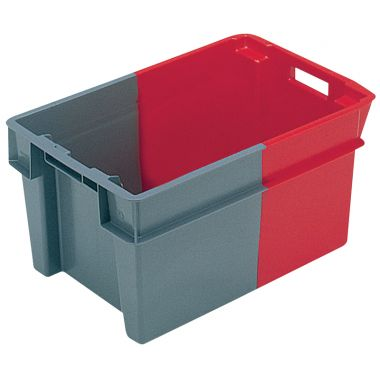 Plastic Stack Nest Containers - 11051