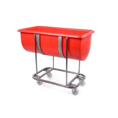 Plastic Trough & Mobile Frame 135 Litre - RM135FSS