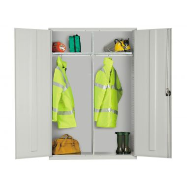 Industrial Wardrobe Cupboard Extra Wide - WCB1W