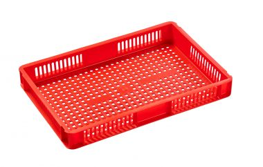 Euro Plastic Stacking Containers (21014)