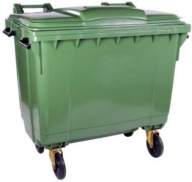 Wheelie Bin - 660 litre