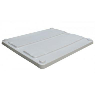 Plastic Pallet Box Drop-on Lid