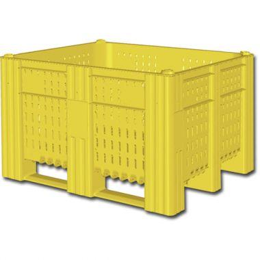 Plastic Pallet Box - 600 Litre