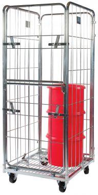 Demountable Roll Cage Three Sided Medium - DRCM3