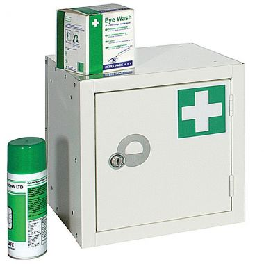 First Aid Storage Cube Locker Small - FACL1