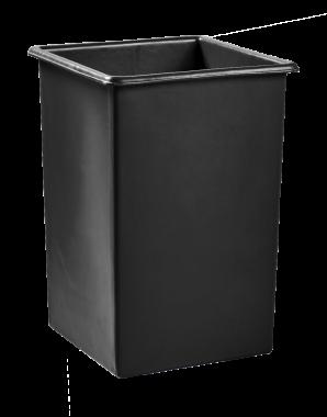 RM26TREC Black Recycled Tank