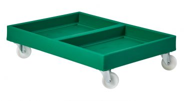 Plastic Double Dolly - RM52DY